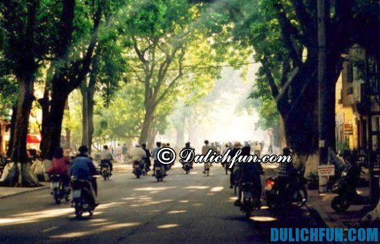 Đường đi du lịch Hà Nội như nào? Hướng dẫn du lịch Hà Nội trong ngày và làm gì khi đi du lịch Hà Nội trong 1 ngày?