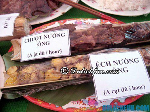 Độc đáo ẩm thực vùng cao A Lưới, du lịch A Lưới nên ăn món gì?
