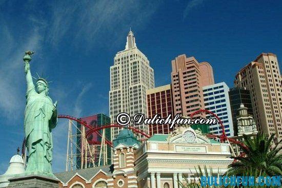 Du lịch Mỹ vào tháng 8 có gì thú vị? Mỹ, địa điểm du lịch lý tưởng trong tháng 8 bạn nên ghé thăm