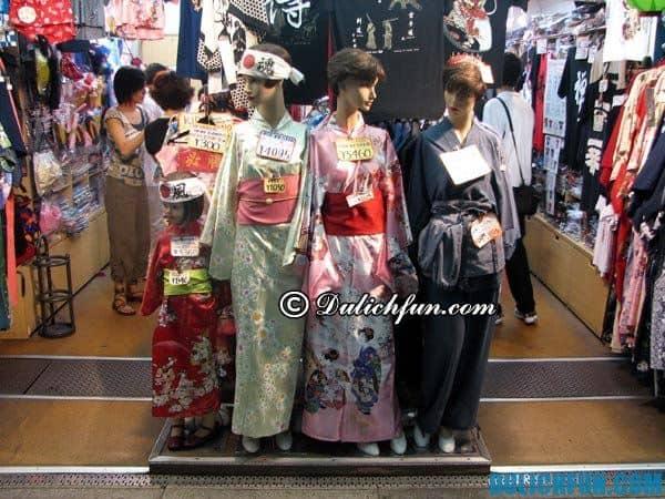 Kinh nghiệm mua sắm tại những siêu thị giá rẻ ở Nhật Bản