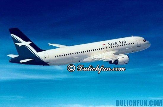 Du lịch Singapore từ Hà Nội nên đi hãng hàng không nào? Những hãng hàng không đi Singapore từ Hà Nội giá rẻ, chất lượng