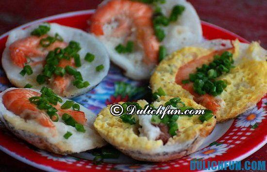 Nha Trang có những đặc sản gì? Điểm tên các món ăn ngon, nổi tiếng ở Nha Trang và địa chỉ nhà hàng, quán ăn hấp dẫn ở Nha Trang