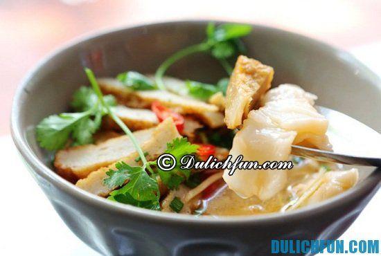 Du lịch Nha Trang nên ăn gì, ở đâu? Khám phá những món ăn ngon, hấp dẫn ở Nha Trang