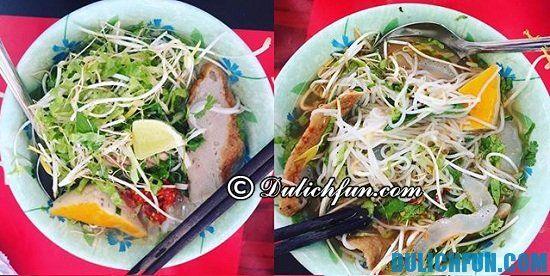 Ăn gì, ở đâu khi du lịch Nha Trang? Địa chỉ quán ăn ngon, hấp dẫn ở Nha Trang bạn nên biết