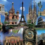 Khám phá những địa điểm du lịch thu vị ở châu Âu trong tháng 8. Điểm danh cách địa điểm du lịch châu Âu vào tháng 8 đẹp, vui vẻ và thú vị