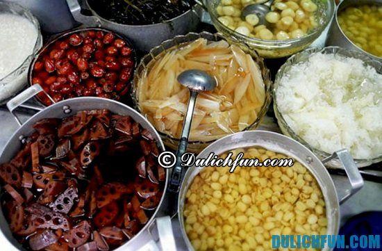 Địa chỉ quán ăn đêm ngon, giá rẻ ở Sài Gòn đông khách nhất
