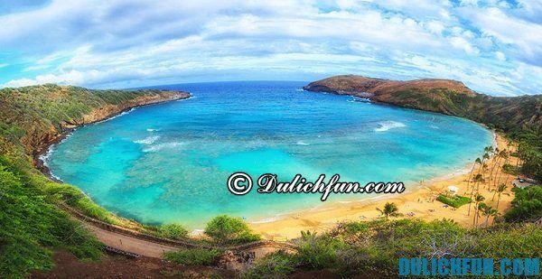 Lưu ý khi ghé thăm đảo Hawaii