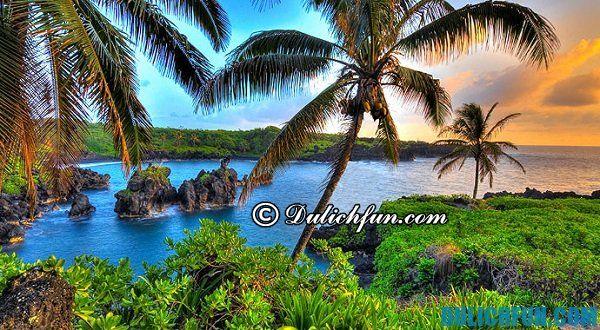 Chi phí đi du lịch Hawaii