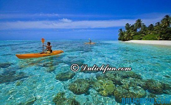 Tháng 8 nên đi du lịch ở đâu thú vị? Các địa điểm du lịch biển đẹp, ấn tượng nhất trong tháng 8