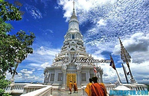 Thời điểm lí tưởng du lịch Campuchia