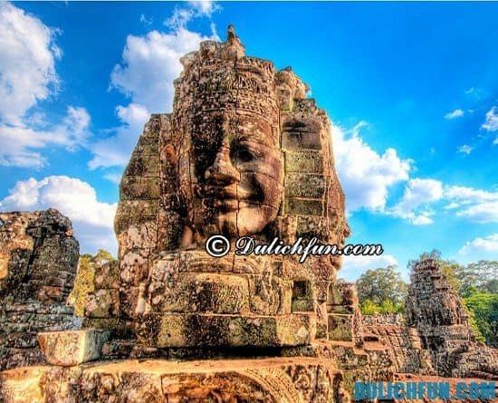 Nên đi du lịch Campuchia thời gian nào?