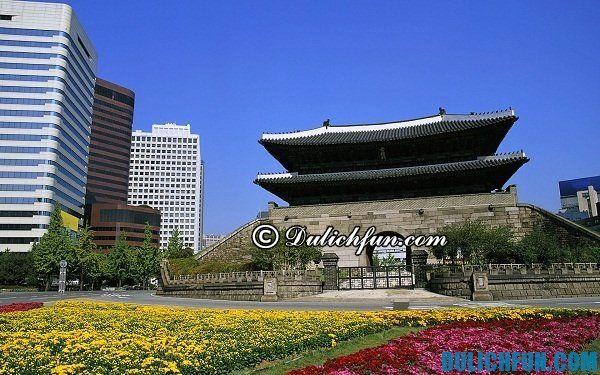Đi du lịch Hàn Quốc từ Nhật Bản