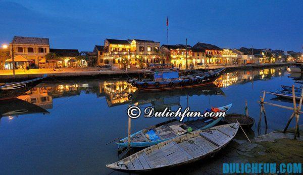 Du lịch Lý Sơn - Hội An - Đà Nẵng 5N4Đ