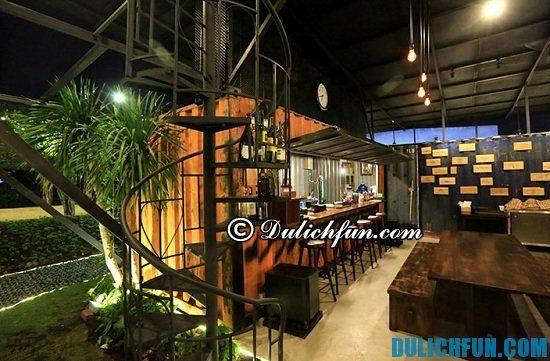Ăn đêm ở đâu tại Sài Gòn? Geylang Tường Xanh, địa điểm ăn đêm ngon, lãng mạn ở Sài Gòn