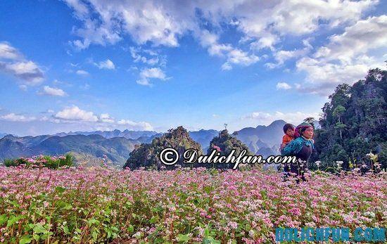 Gợi ý địa điểm du lịch đẹp, lãng mạn nhất trong tháng 10