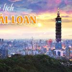 Xin visa du lịch Đài Loan khi không đi làm