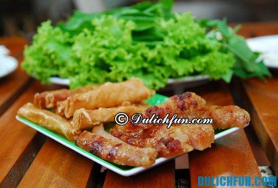 Những món ăn ngon, đặc sản nổi tiếng ở Nha Trang. Khám phá địa chỉ quan ăn vặt ngon, đông khách nhất ở Nha Trang