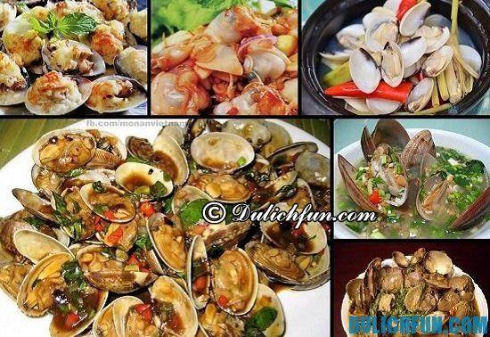 Ăn ở đâu khi du lịch Đồ Sơn? Một số nhà hàng, quán ăn ngon, hút khách ở Đồ Sơn nhất định bạn phải ghé thăm