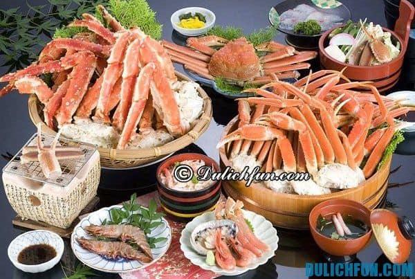 Nhà hàng hải sản ngon ở Hà Nội