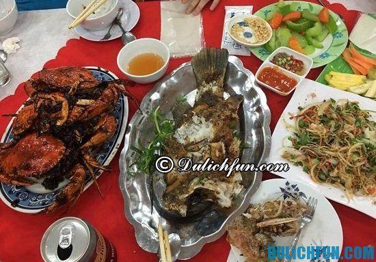Du lịch Đồ Sơn, Hải Phòng nên ăn ở đâu giá rẻ, không lo chặt chém? Nhà hàng Tam Dương, địa điểm nhà hàng, quán ăn hải sản ngon ở Đồ Sơn không nên bỏ lỡ