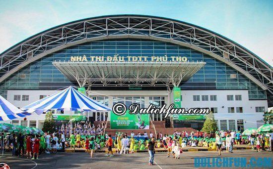 Một số địa điểm chơi Trung Thu tuyệt vời ở Sài Gòn bạn nên ghé thăm. Nhà thi đấu Phú Thọ, địa điểm vui chơi Trung Thu vui vẻ, thú vị ở Sài Gòn