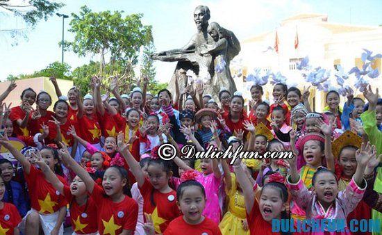 Du lịch Sài Gòn dịp Trung Thu nên đi đâu? Nhà thiếu nhi, địa điểm chơi Trung Thu sôi nổi, ấn tượng ở Sài Gòn bạn không nên bỏ lỡ