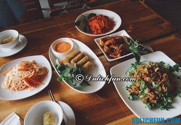 Địa chỉ ăn chay nổi tiếng ở Hà Nội