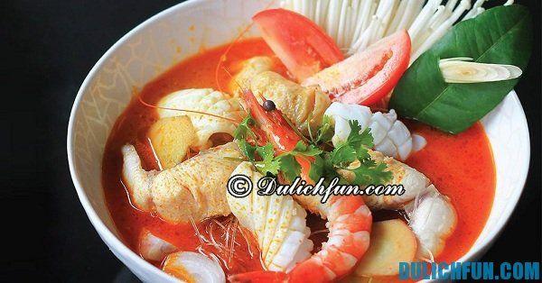 Bún hải sản Home Cook Gia đình BB