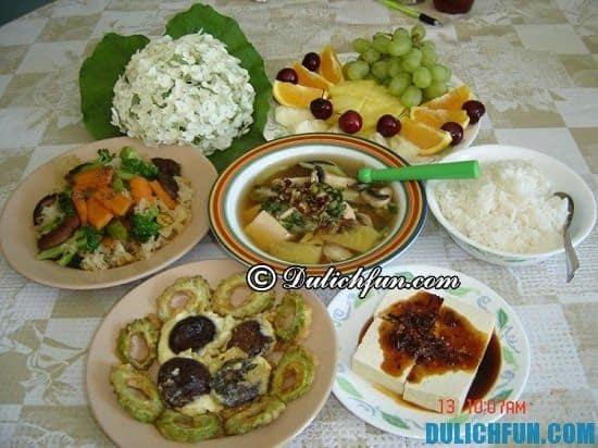 Địa chỉ ăn chay nổi tiếng ở Sài Gòn