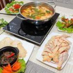 Hương Đồng Nội – Lẩu gà đồi