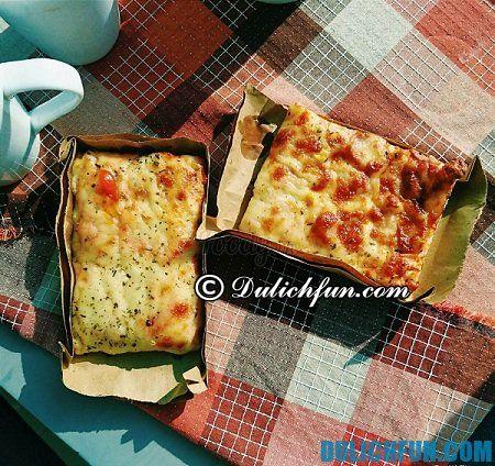 Địa chỉ ăn pizza nổi tiếng ở Hà Nội