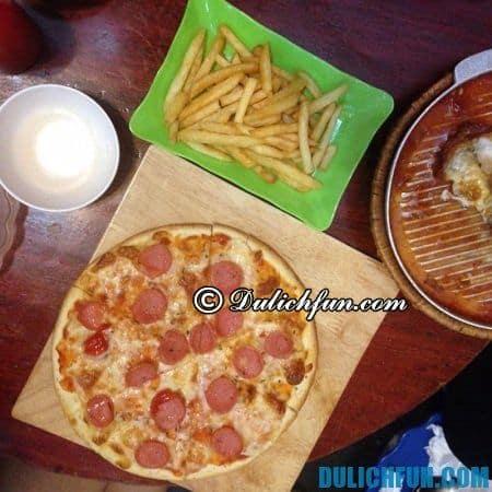 Pizza House, Trung Kính - địa chỉ ngon, bổ, rẻ