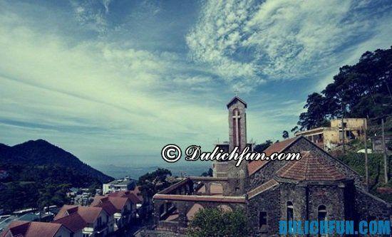 Nên đi đâu khi du lịch Tam Đảo? Một số địa điểm du lịch ở Vĩnh Phúc được nhiều người yêu thích nhất