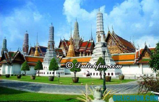 Nên đi du lịch ở đâu vào tháng 3 vui vẻ, ấn tượng? Thái Lan, địa điểm du lịch tháng 3 bạn không nên bỏ lỡ