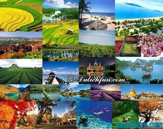 Tháng 8 nên du lịch ở đâu đẹp, hấp dẫn và ấn tượng? Khám phá những địa điểm du lịch tuyệt vời trong tháng 8