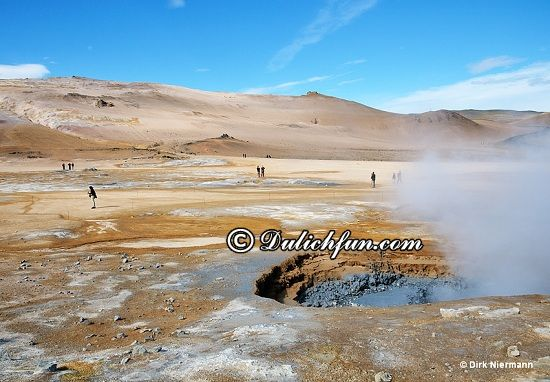 Hverir, địa điểm du lịch lý tưởng ở Iceland không nên bỏ lỡ: Hướng dẫn lịch trình tham quan, du lịch, vui chơi ở Iceland - Kinh nghiệm du lịch Iceland