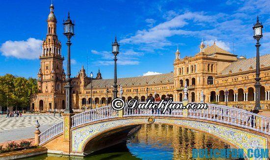 Du lịch Seville có gì thú vị? Chia sẻ kinh nghiệm du lịch Seville tự túc, giá rẻ