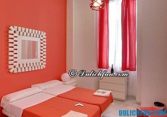 Ở đâu khi du lịch Seville? Samay Hostel Sevilla, nhà nghỉ, khách sạn đẹp, giá rẻ ở Seville