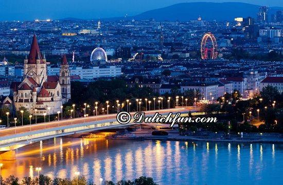 Du lịch Áo có gì thú vị? Vienna, địa điểm du lịch tuyệt vời ở Áo - kinh nghiệm du lịch Áo