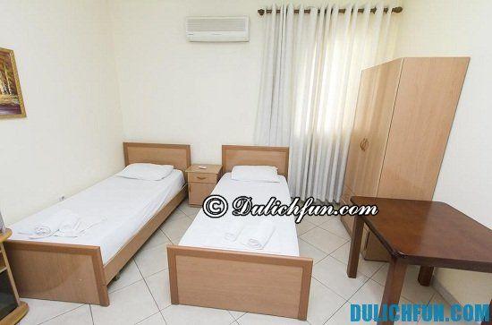 ở đâu khi du lịch Albania? Vila Verde Rooms, nhà nghỉ giá rẻ, chất lượng ở Albania