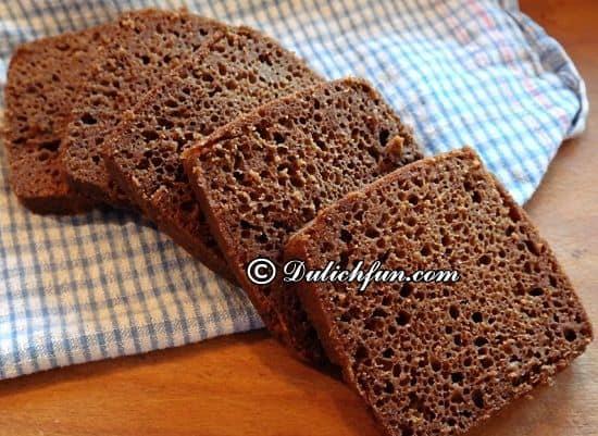 Du lịch Iceland nên ăn gì? Bánh mỳ lúa mạch đen, món ăn ngon, hấp dẫn ở Iceland - Kinh nghiệm du lịch Iceland