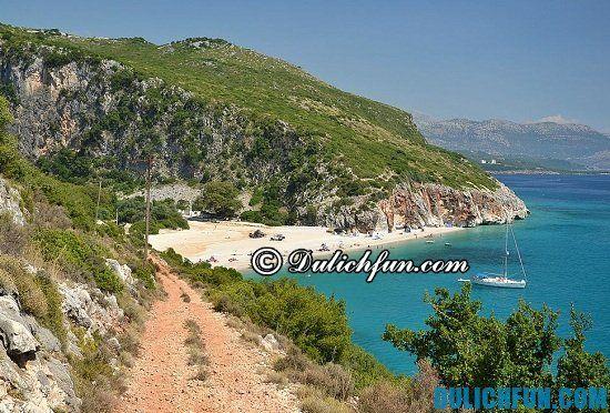 Du lịch Albania nên đi đâu chơi? Bờ biển Ioni, địa điểm tham quan, du lịch tuyệt vời ở Albania