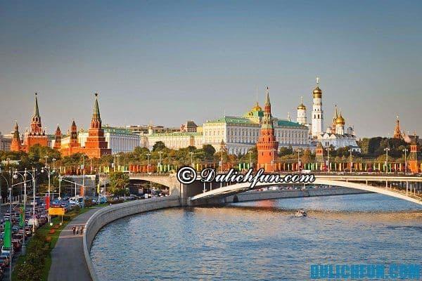 Kinh nghiệm du lịch Ukraina tự túc, thông tin cập nhật
