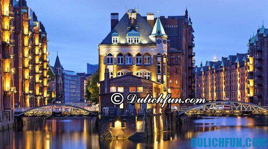 Du lịch Hamburg có gì thú vị? Chia sẻ kinh nghiệm du lịch Hambur đầy đủ, cụ thể và chi tiết