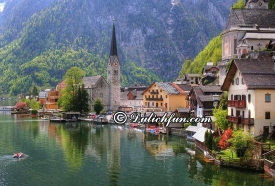 Chia sẻ kinh nghiệm du lịch Áo tự túc: Nên đi đâu chơi, tham quan, ngắm cảnh, chụp ảnh khi du lịch Áo