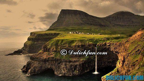 Kinh nghiệm du lịch Ireland. Làm visa du lịch Ireland
