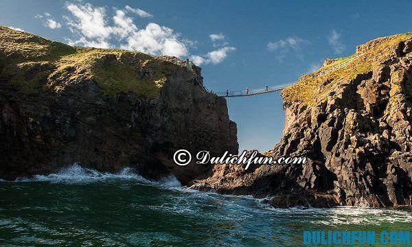 Kinh nghiệm du lịch Ireland tự túc, giá rẻ: Du lịch Ireland có khó không?