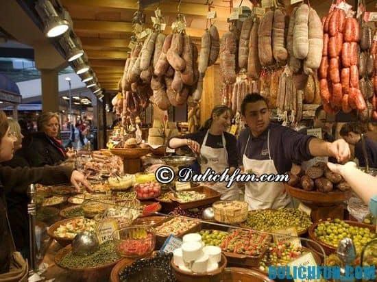 Ăn món gì khi du lịch Madrid? Đặc sản, món ngon Madrid nên thưởng thức