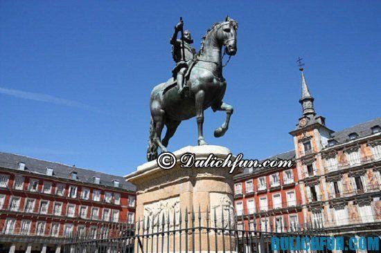 Kinh nghiệm du lịch Madrid – Tây Ban Nha tự túc, cực đầy đủ