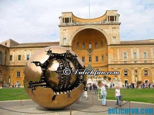 Thời điểm đẹp nhất đi Vatican/ Thời điểm lý tưởng đi Vantican
